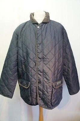 Man's Barbour Liddesdale Quilted Jacket Size Xxl