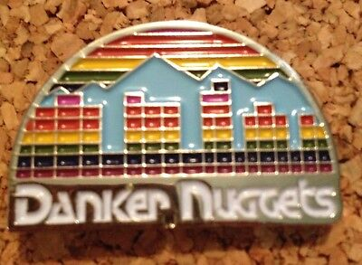 Grassroots Danker Nuggets California Colorado Official GRC RARE Hat Pin STFO Dab