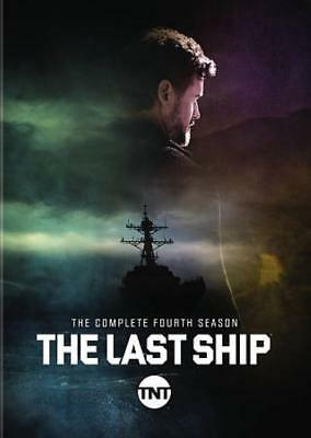 Last Ship: The Complete Fourth Season New Dvd