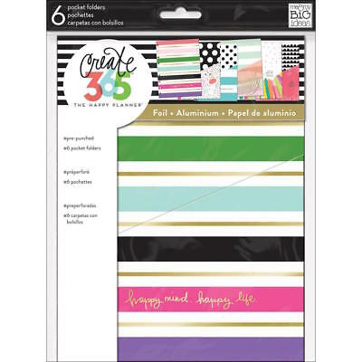 Create 365 Stay Happy CLASSIC Planner Folders Me & My BIG Ideas!