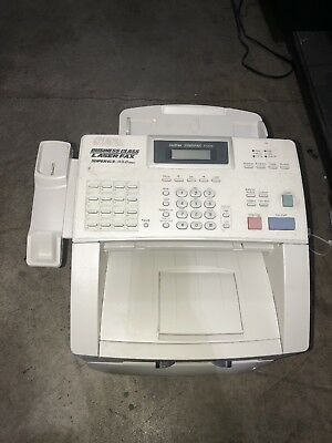 BROTHER INTELLIFAX 4100e BUSINESS CLASS LASER FAX W/O PHONE