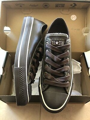 Converse Chuck Taylor All Star - Brown Leather