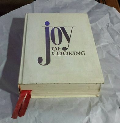 The Joy of Cooking by Irma S. Rombauer and Marion Rombauer Becker (, Hardcov