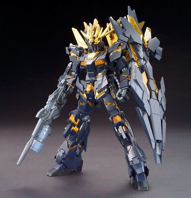 RX-0[N] Unicorn Gundam 02 Banshee Norn Destroy Mode GUNPLA HGUC High Grade 1/144
