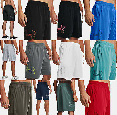 "2019 Under Armour Men's UA Tech Graphic Shorts 10"" Casual Workout Fitness Shorts"