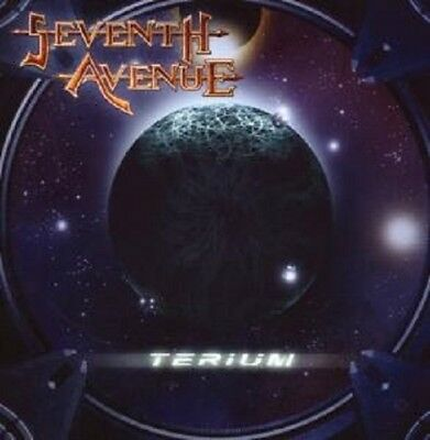 "Seventh Avenue ""Terium"" Cd Power Metal New+"