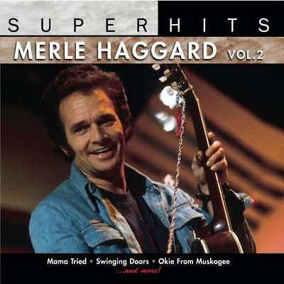 New: MERLE HAGGARD - Super Hits Vol. II CD