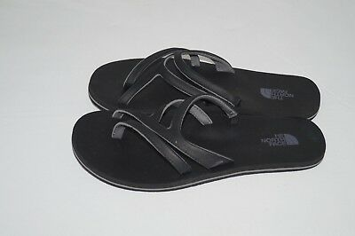 efa295323 Authentic NORTH FACE Black Rubber Summer Sandals Size 9 M