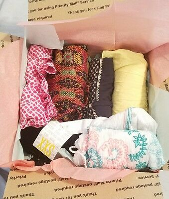 Name Brand Curated Reseller Surprise Box Clothing Lot