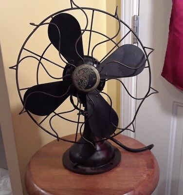 "Vintage ""1931"" Westinghouse Electric Fan"