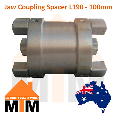 190 Jaw Coupling Spacer 100mm