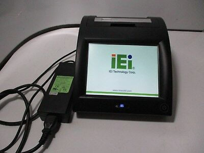 """Iei Ep-308A Ep-308A-N270/t-R/1Gb-R11 8"""" Mini All-In-One Touch Pos Pc With/intel"""