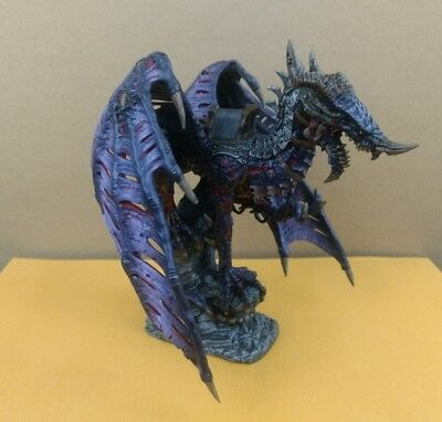 Creature Caster Zombie Dragon - professionally painted by Orcryst Gaming