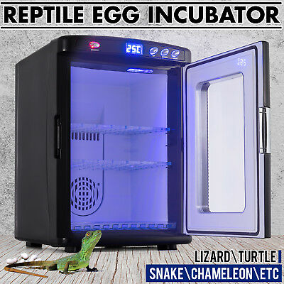 Reptile Egg Incubator Chicken Bird Hatching Digital Brooder Reptipro 6000 CA