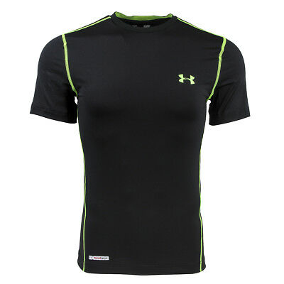 Under Armour Men's HeatGear Sonic Fitted T-Shirt