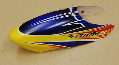 Monstertronic Kabinenhaube Storm RC 450er