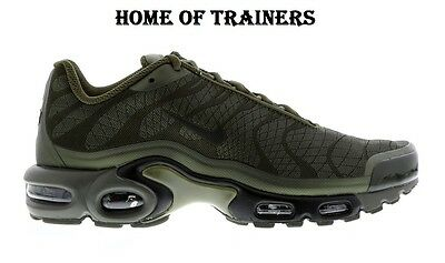 promo code 970c0 17a20 Nike Air Max Plus Tuned 1 TN VERT OLIVE HOMME   FEMMES BASKETS TOUTES LES