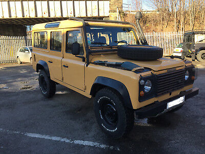 1991 Land Rover Defender county