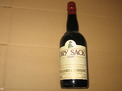 Dry Sack Sherry 0,7 Liter 17,5% vol.