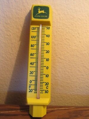 Old John Deere Thermometer Usa