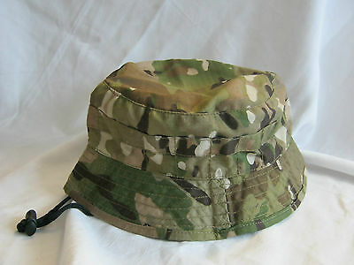 Special Forces Short Brimmed MTP Multicam Jungle Bush Boonie Hat - MED & LGE