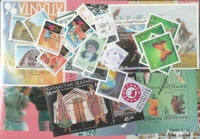 kazakhstan 1996 mint never hinged mnh Complete Volume in clean Conservation