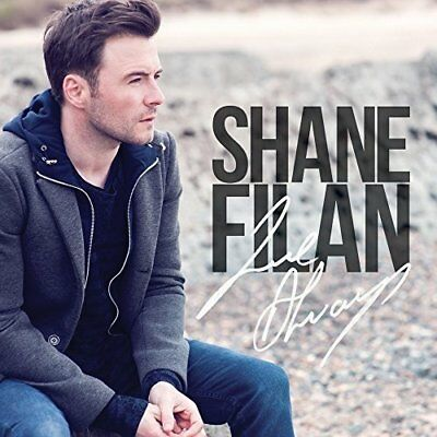 Shane Filan - Love Always (2017)  CD  NEW/SEALED  SPEEDYPOST