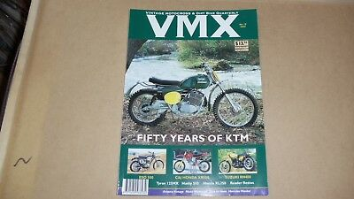 The Vmx Motor Cycle Magazine , Issue 19,2003