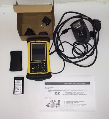 Trimble Nomad 1050B Rugged Handheld Computer Data Collector CNCGcoder® HD-TU