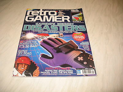 Retro Gamer magazine # 141 issue 141 vintage retro Gamings Biggest Disasters