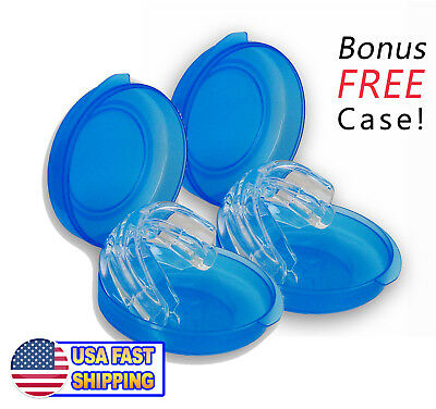 Snore Relief Mouthpiece - Anti Snoring Aid Mouthpiece Snore Guard Stop Snoring