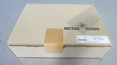 R150484 Mettler Toledo LC-RS9 Cable For Balance Scale to Printer, PC or Titrator