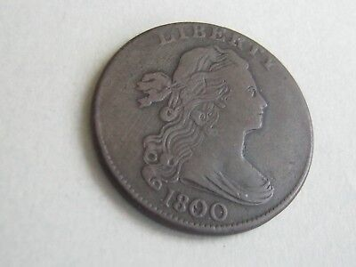 1800/79 LARGE CENT. Very Fine + condition. Ex-Burton Doling
