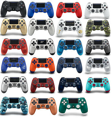 Sony Dualshock PlayStation 4 (PS4) Wireless Controller - Bulk Packing