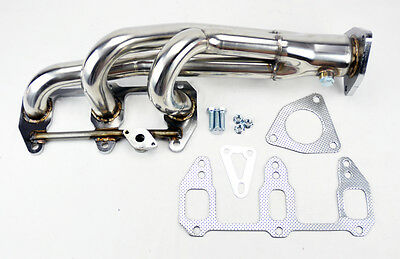 Stainless Steel Performance Header Manifold Exhaust Fits Mazda RX-8 2004-2011