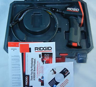 RIDGID Micro CA-100 Inspection Camera  42-15