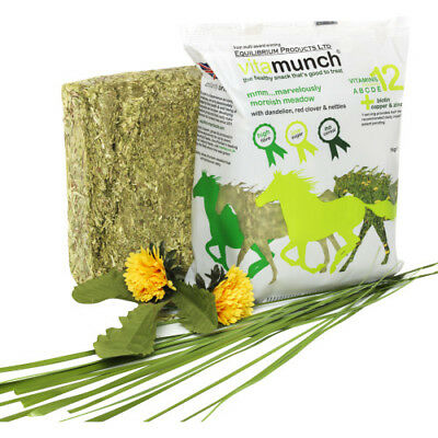 Equilibrium Vitamunch Marvellous Meadow Unisex Stable And Yard Horse Treats -