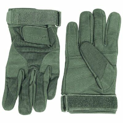 Viper Tactical Special Ops Mens Gloves - Olive Green All Sizes