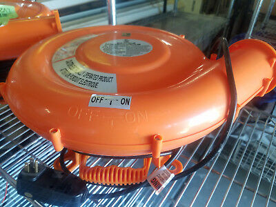 NEW! Air Pump for My First Jump 'N Play Bounce House AH-6 Blower Fan inflator