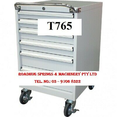 TOOLING CABINET ON WHEELS – Ind. 565 x 580 x 900mm (HAFCO) Part No.: T765