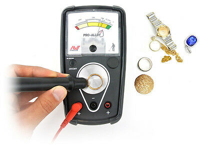 Genuine Minelab Pro-Alloy Gold Purity Tester 3011-0307