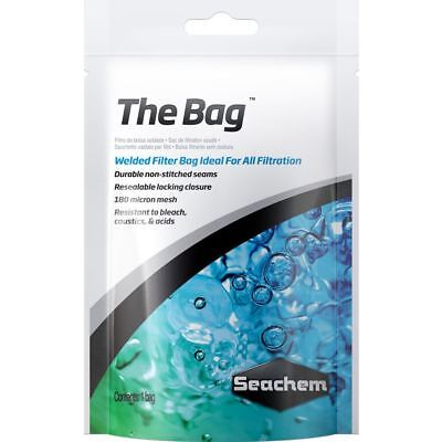 "Seachem Media Bag (5""x10'') for all filtration Purigen, CupriSorb, etc"