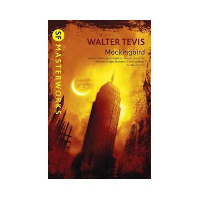 Mockingbird by Walter Tevis (author)