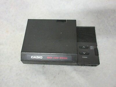 Vintage Casio TV-2000 Mini TV Color Pocket Television