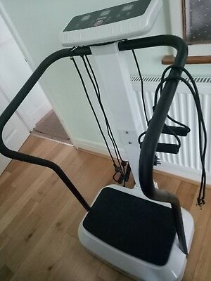 Reviber Plus Vibration Plate. Exercise machine
