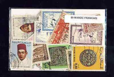 Morocco - Morocco 50 stamps different