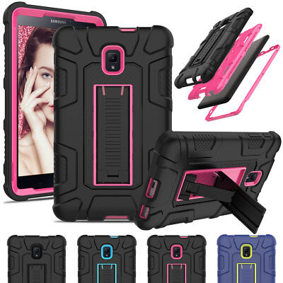 For Samsung Galaxy Tab A 8.0 T380 T385 Shockproof Tablet Stand Armor Case Cover