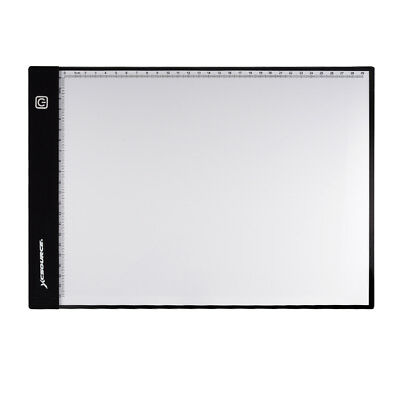 A4 LED Light Box Board Ultra Slim Tracing Pad for Artists Drawing Painting AH417