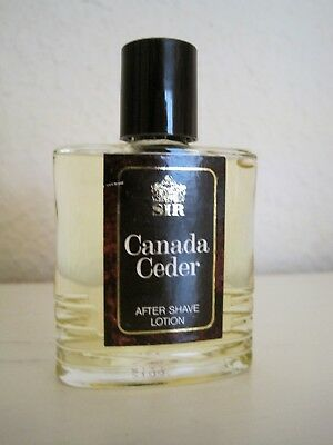 SIR ~ 4711 ~ Canada Ceder ~ After Shave Lotion