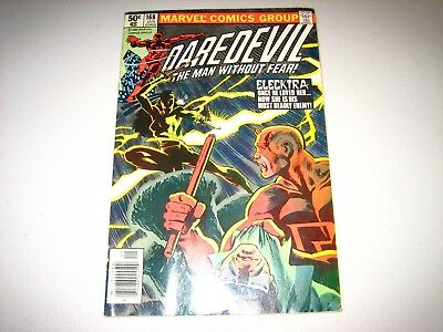 Daredevil #168 VG 1st appearance of Electra